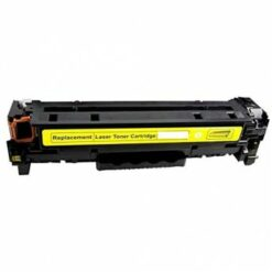 Compatible hp 202x yellow cf502x toner cartridge (high yield 2,500 pages)