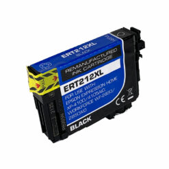 Remanufactured epson 212xl high yield black ink cartridge