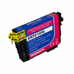 Remanufactured epson 212xl high yield magenta ink cartridge