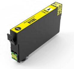 Remanufactured Epson 812XL Ink High Yield Yellow Ink Cartridge - T812XL420