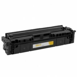 Compatible canon 054h high yield yellow toner 3025c001, (2,300 page yield)