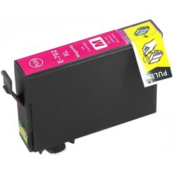 Remanufactured epson 702 ink high yield magenta (702xl) – t702xl320