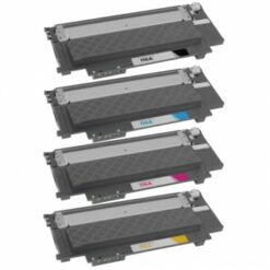 Compatible hp 116a toner cartridge 4-piece combo pack