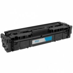 Compatible hp 215a (w2311a) cyan toner cartridge (no chip)