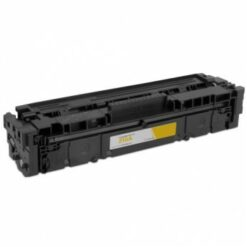 Compatible hp 215a (w2311a) yellow toner cartridge (no chip)