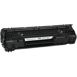 Compatible replacement for hewlett packard cf279a (hp 79a) black laser toner cartridge