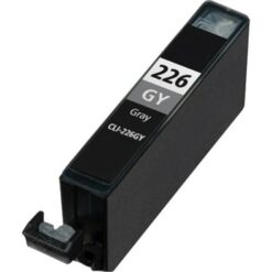 Compatible canon cli-226 gray ink cartridge w/ chip