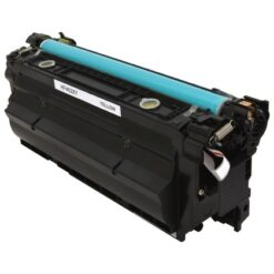 Compatible hp 656x (cf462x) high-yield yellow toner cartridge